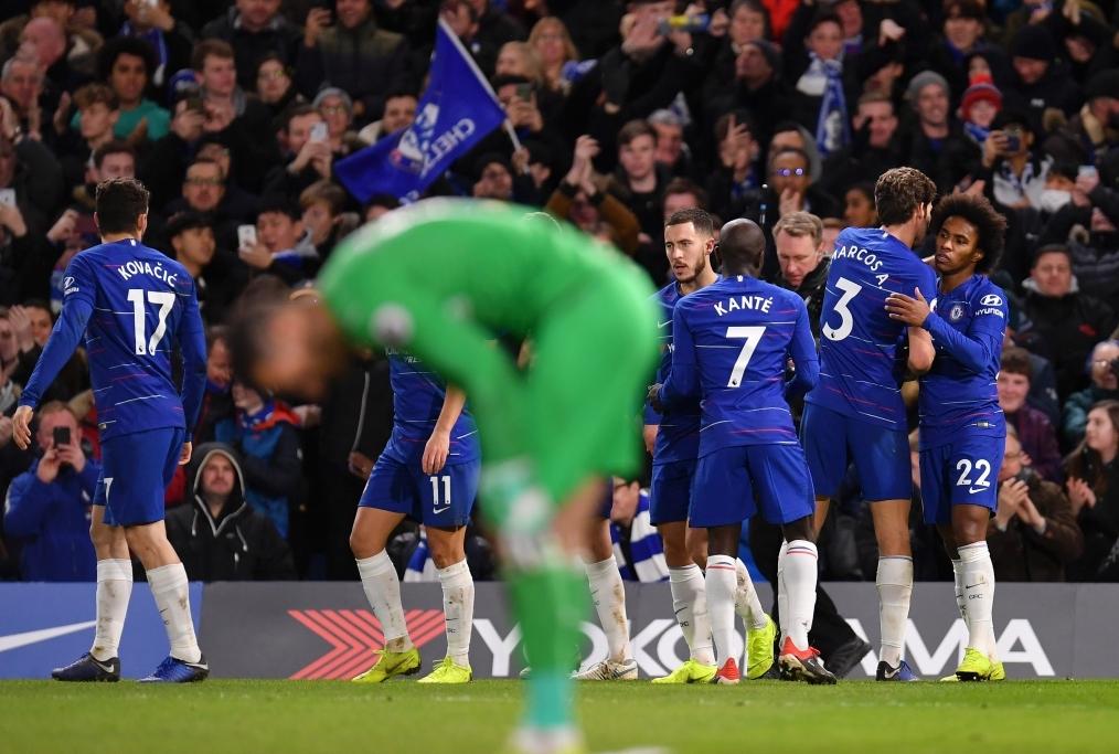 Chelsea FC v Newcastle United - Premier