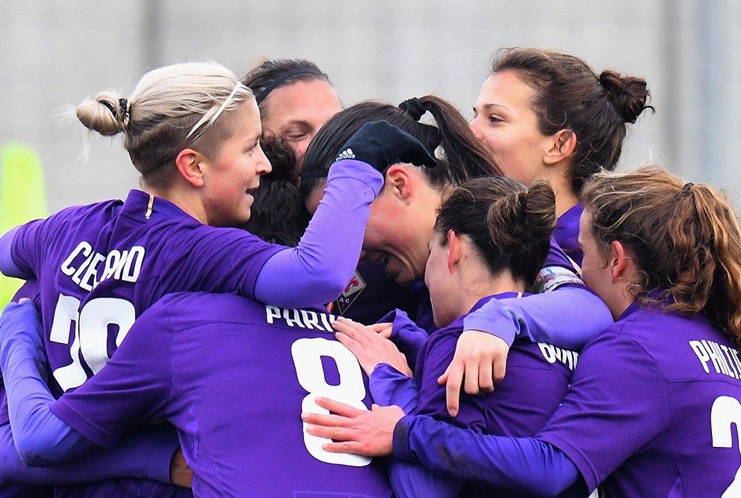 Fiorentina Milan 4 a 0
