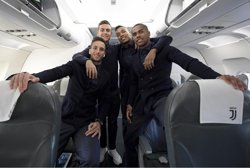 Juventus Travel To Bern