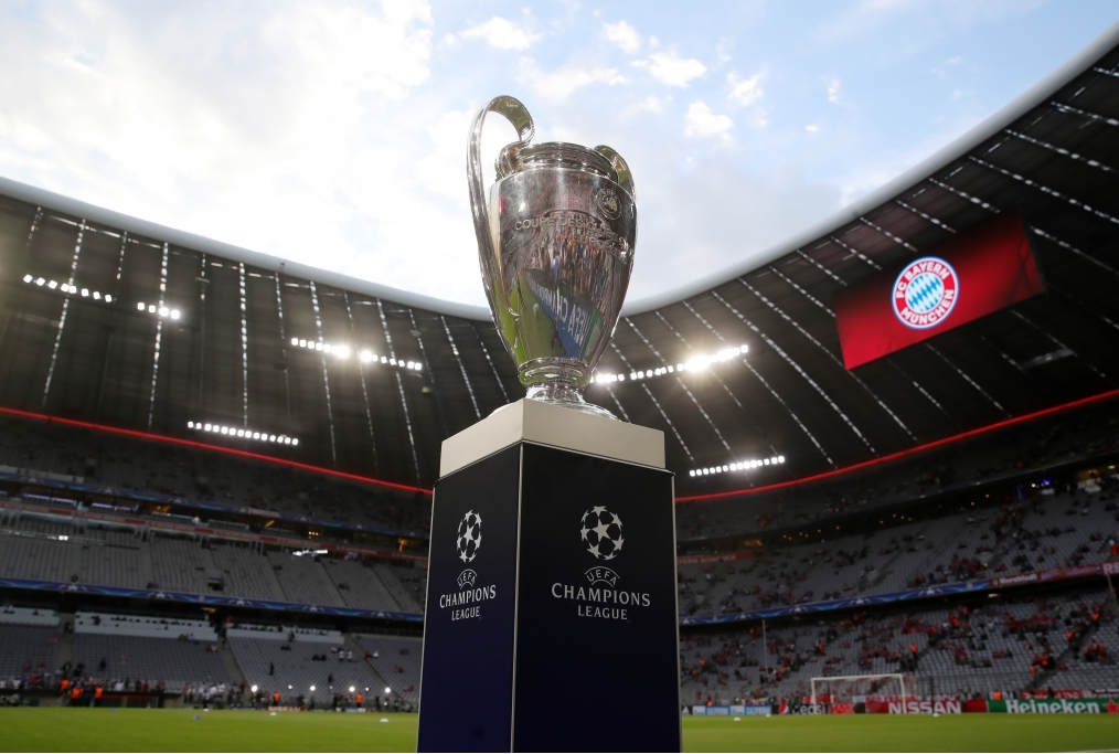 Bayern Muenchen v Real Madrid - UEFA Cha