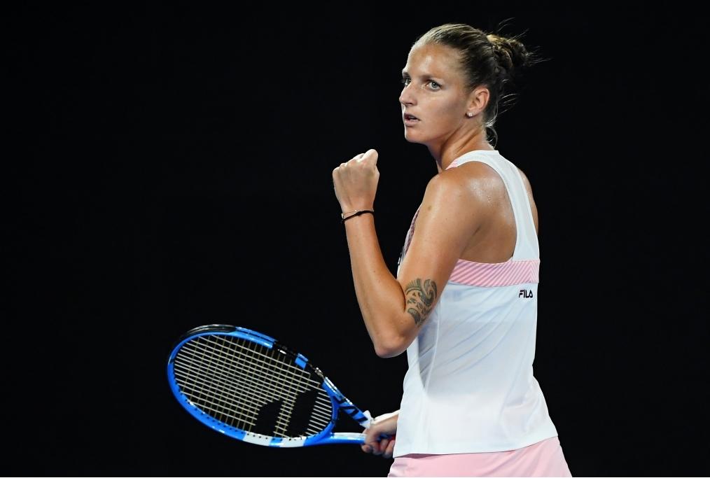 2019 Australian Open - Day 11