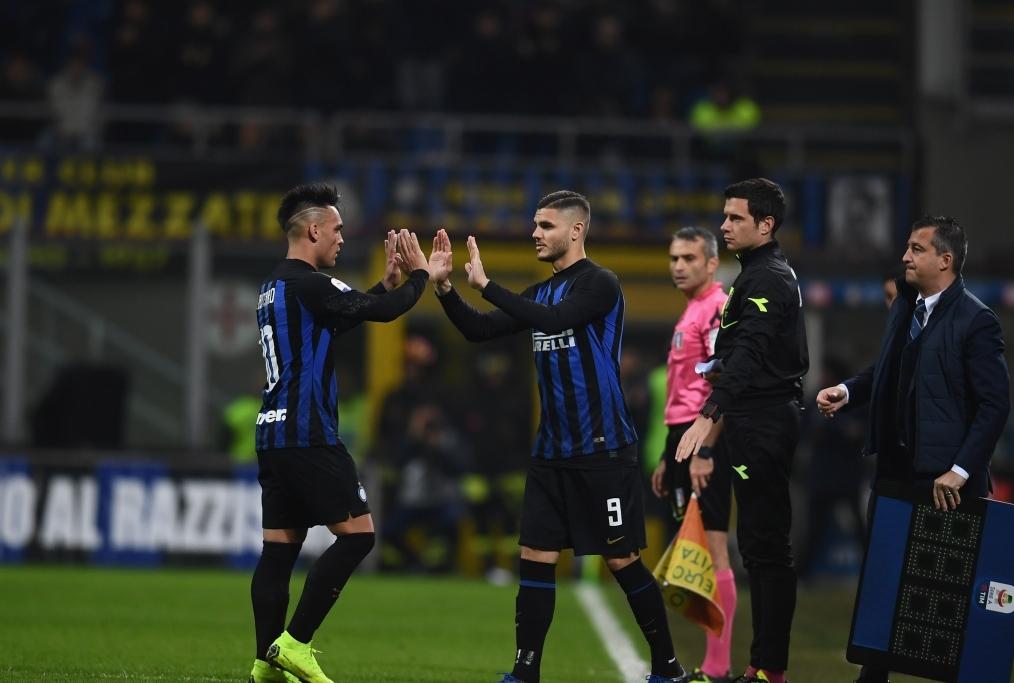 FC Internazionale v Frosinone Calcio - S