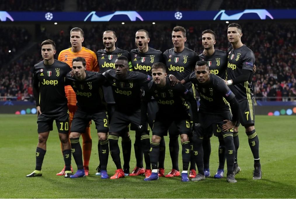 Club Atletico de Madrid v Juventus - UEF