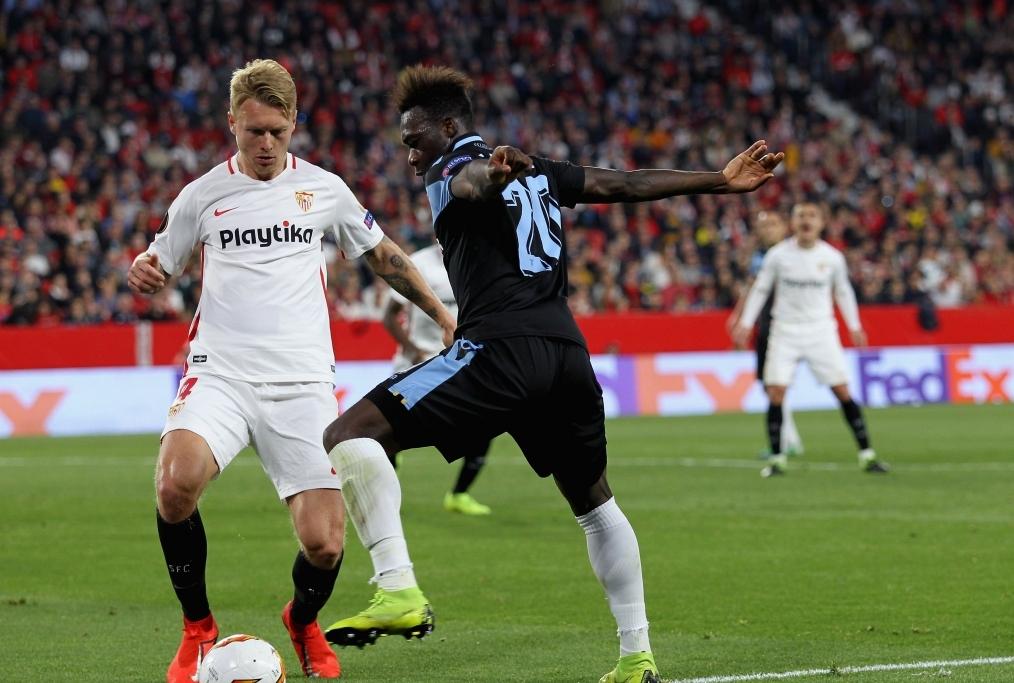 Sevilla v SS Lazio - UEFA Europa League