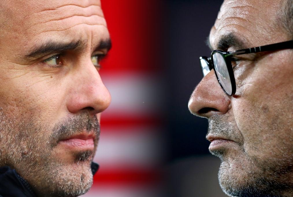 Manchester City v Chelsea FC - Premier L