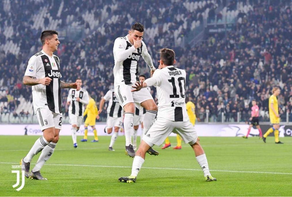 Ronaldo dybala