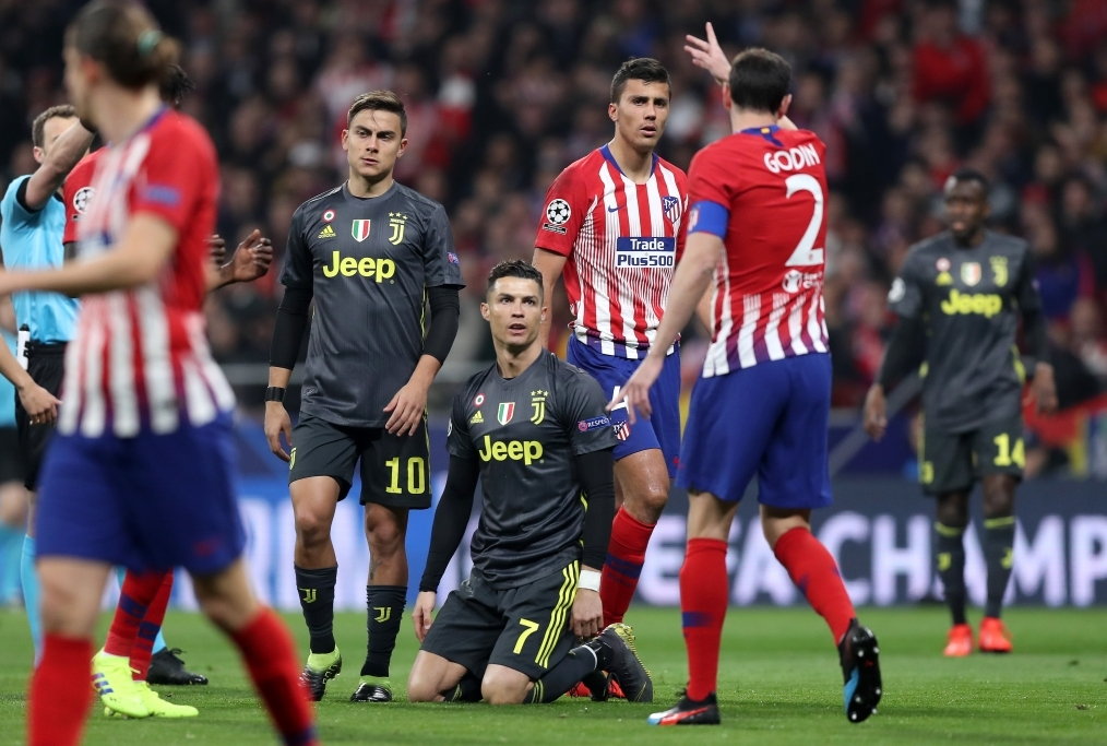 Club Atletico de Madrid v Juventus - UEF