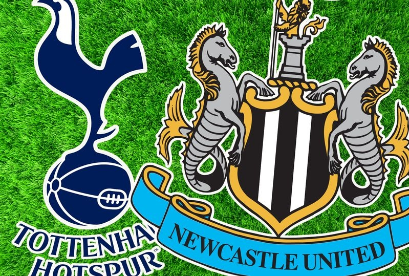 Tottenham 10 Newcastle United on Februar