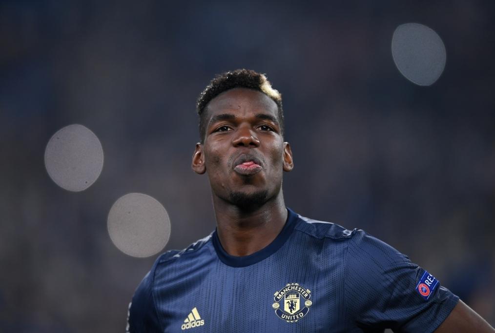 Juventus v Manchester United - UEFA Cham