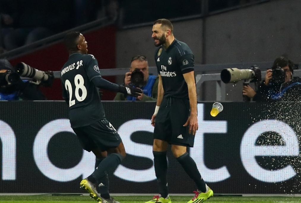 Ajax v Real Madrid - UEFA Champions Leag