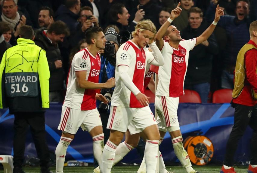 Talenti Ajax