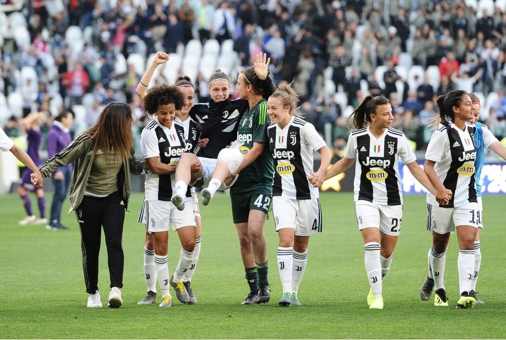 Juventus Women v ACF Fiorentina - Women