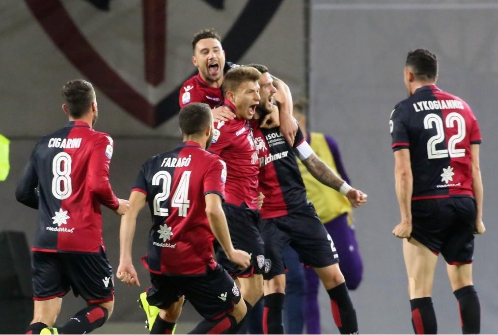 Cagliari v ACF Fiorentina - Serie A