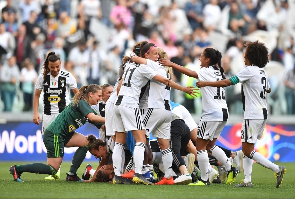 Juventus FC Women v Fiorentina Womens FC