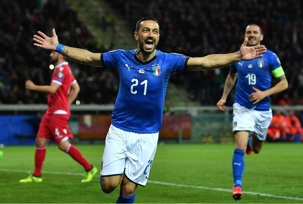 Italy v Liechtenstein - UEFA EURO 2020 Q