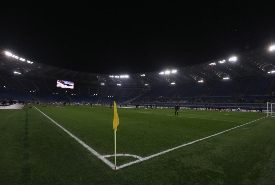 SS Lazio v Eintracht Frankfurt - UEFA Eu