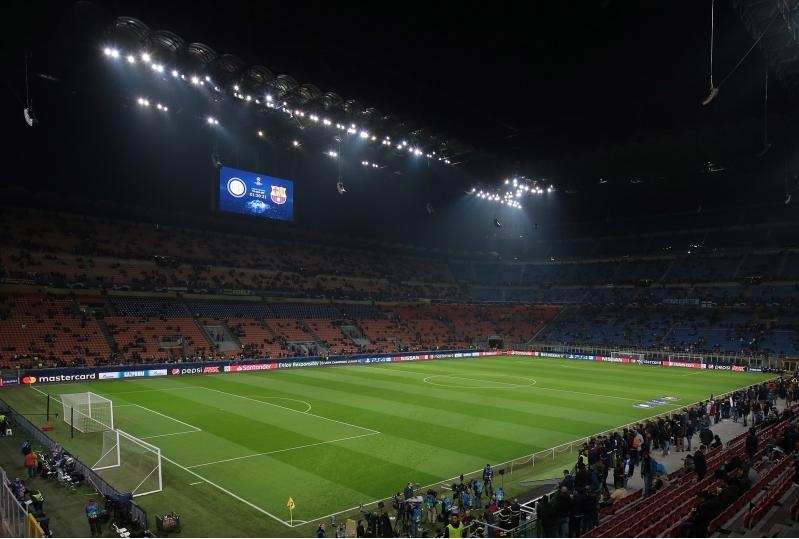 FC Internazionale v FC Barcelona - UEFA