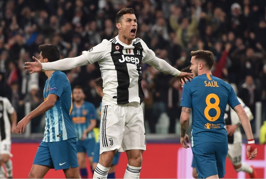 Juventus v Club de Atletico Madrid - UEF