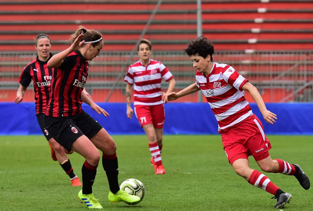 MILAN - FLORENTIA 1 -0 primo tempo 0-0