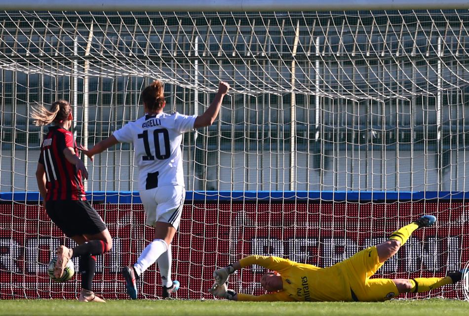 semifinale d'andata della Coppa Italia