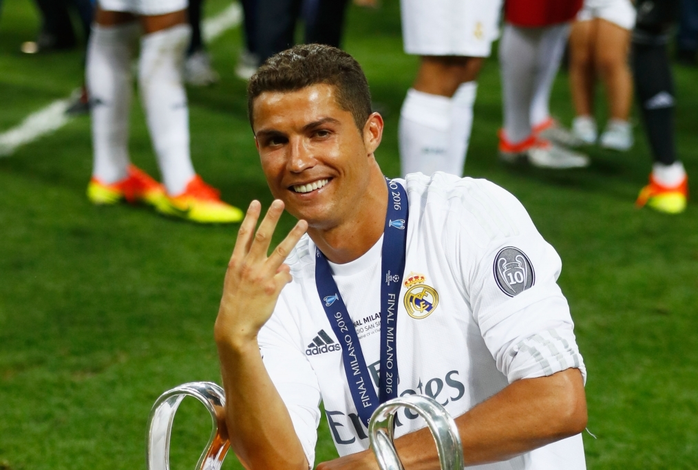 Real Madrid v Club Atletico de Madrid -