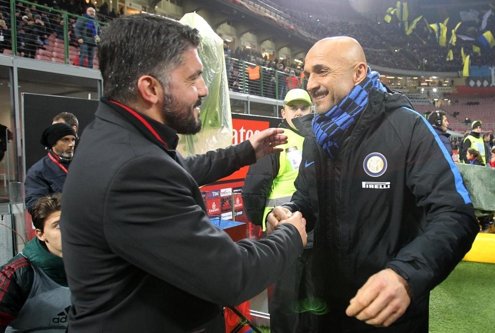 AC Milan v FC Internazionale - TIM Cup