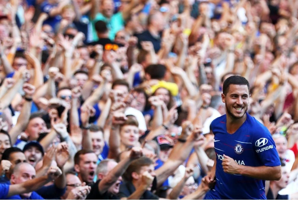 Chelsea FC v AFC Bournemouth - Premier L