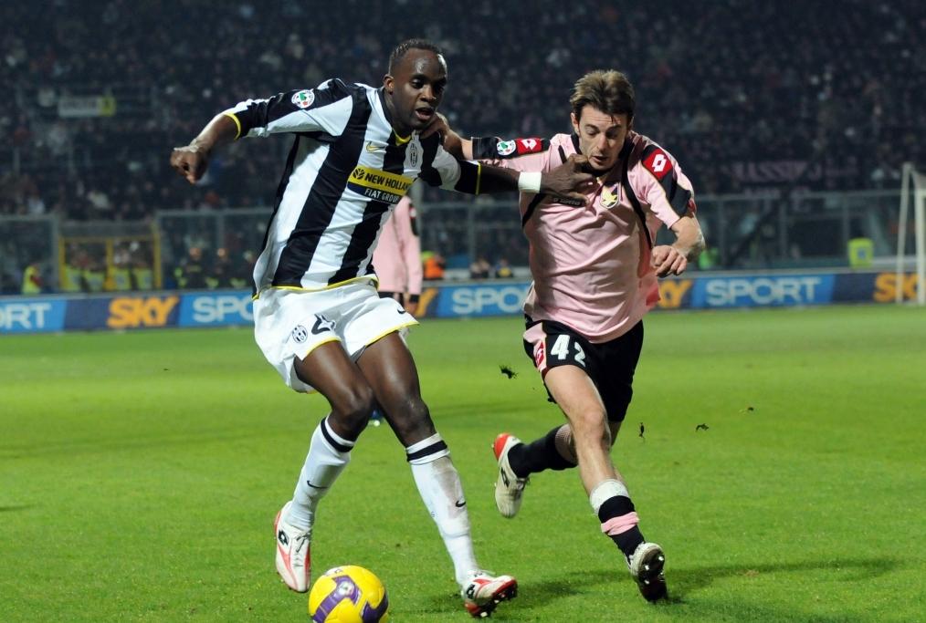 US Citta di Palermo v Juventus FC - Seri