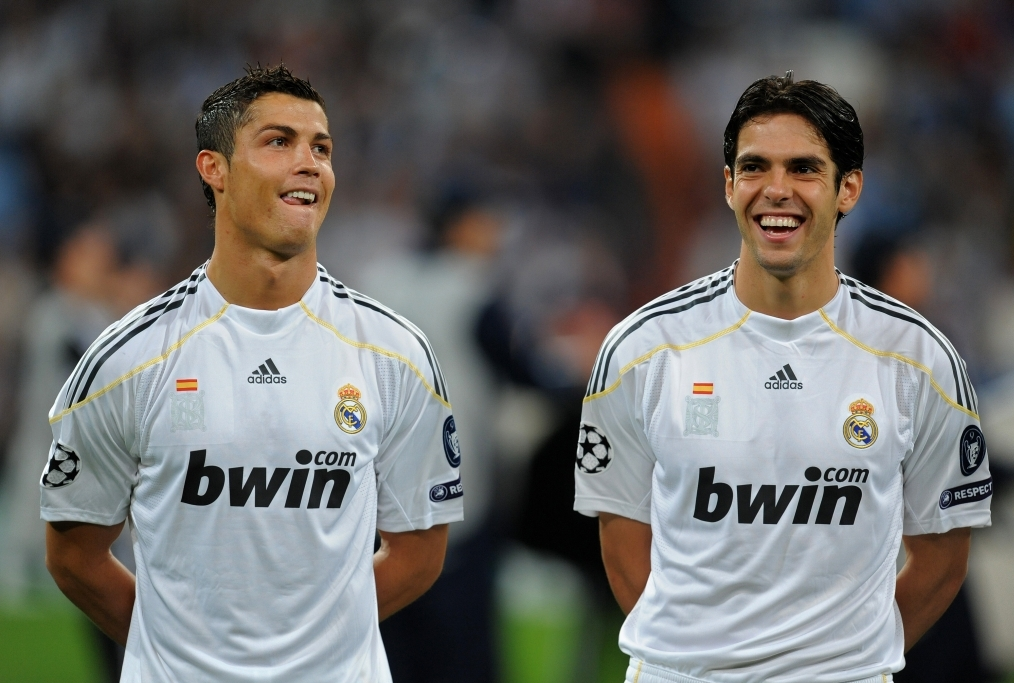 Real Madrid v Marseille - UEFA Champions