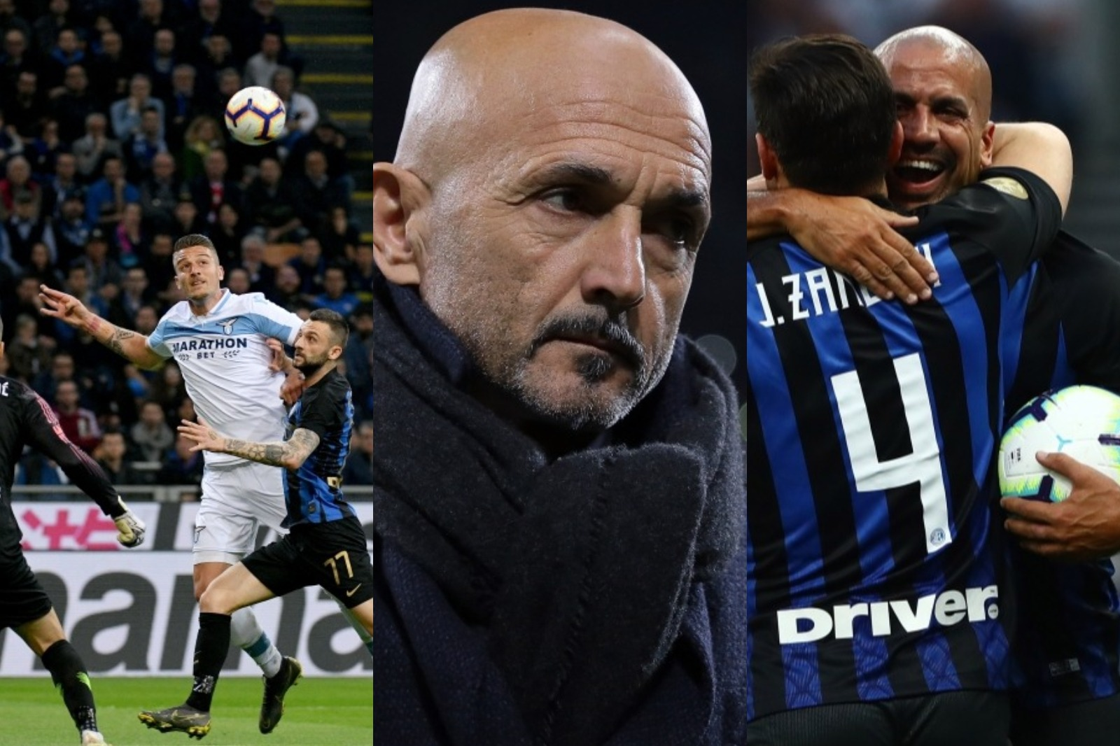 Inter Lazio Spalletti Inter Forever