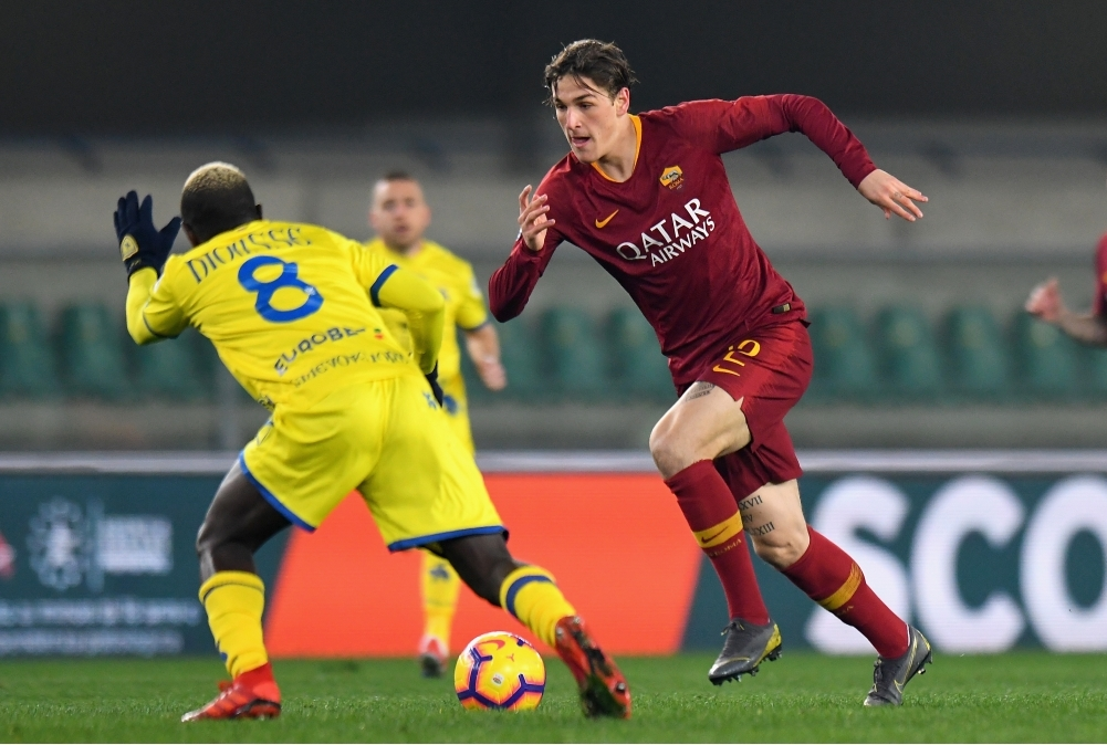 Chievo Verona v AS Roma - Serie A