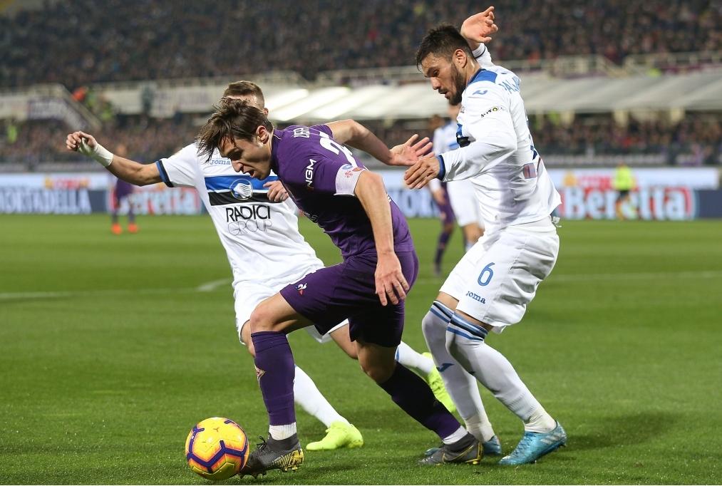 ACF Fiorentina v Atalanta BC - Coppa Ita