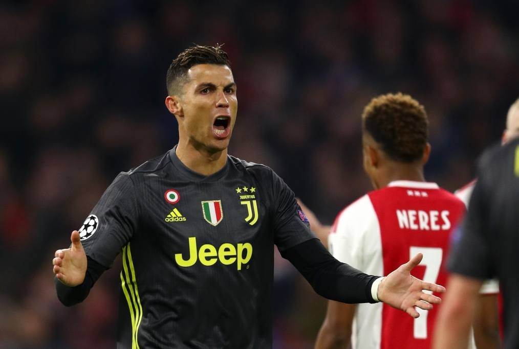 Ajax v Juventus - UEFA Champions League
