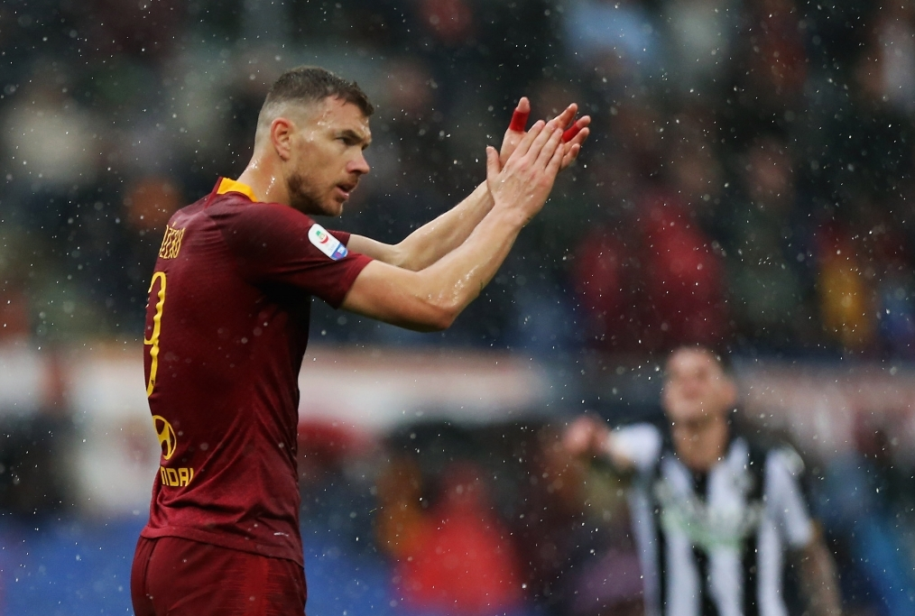 AS Roma v Udinese - Serie A