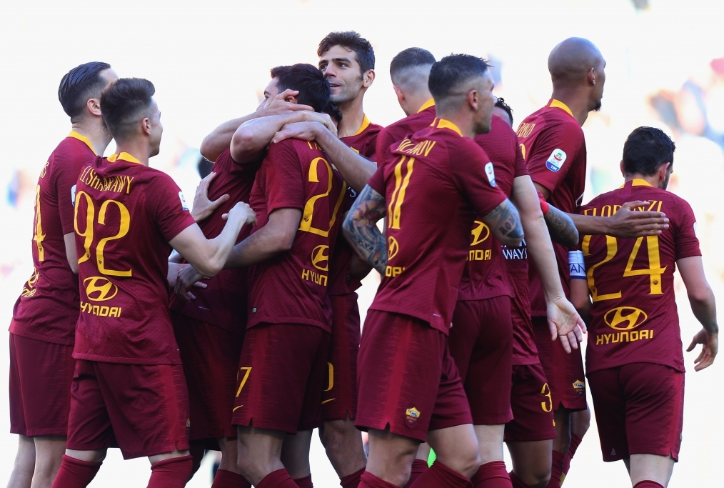 AS Roma v Cagliari - Serie A