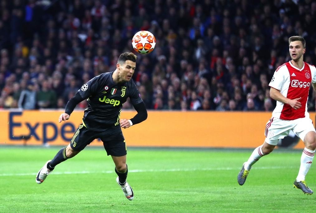 Ajax v Juventus - UEFA Champions League