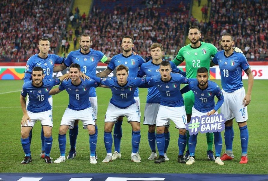 Formazione di Italia-Finlandia