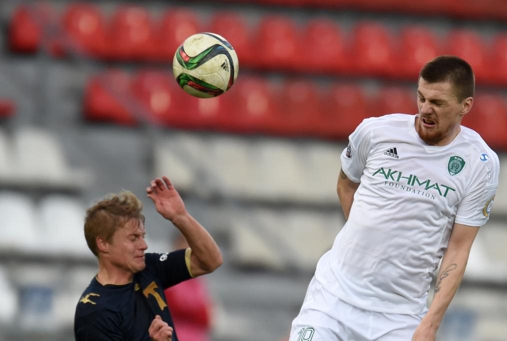 FC Torpedo Moscow v FC Terek Grozny - Ru
