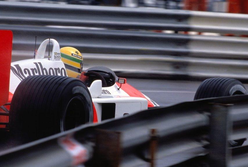 Senna e Montecarlo