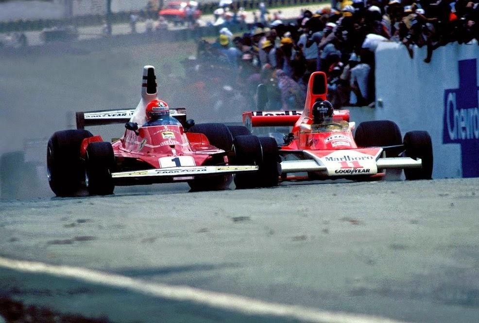 Lauda Hunt il duello storico
