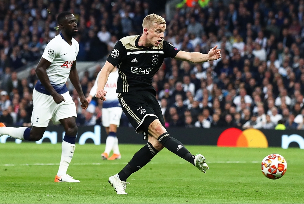 Tottenham Hotspur v Ajax - UEFA Champion