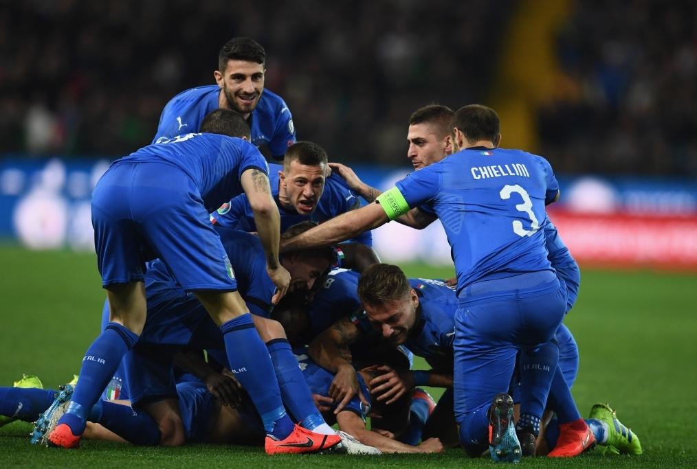 Italy v Finland - UEFA EURO 2020 Qualifi