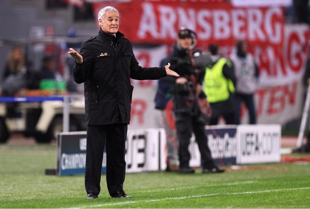 AS Roma v FC Bayern Muenchen - UEFA Cham