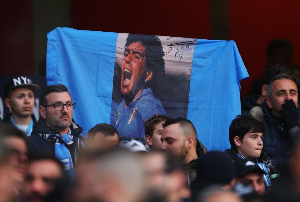 Arsenal v SSC Napoli - UEFA Europa Leagu
