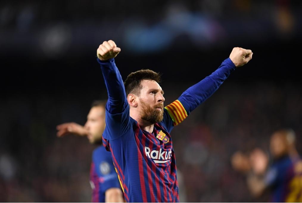 Barcelona v Liverpool - UEFA Champions L