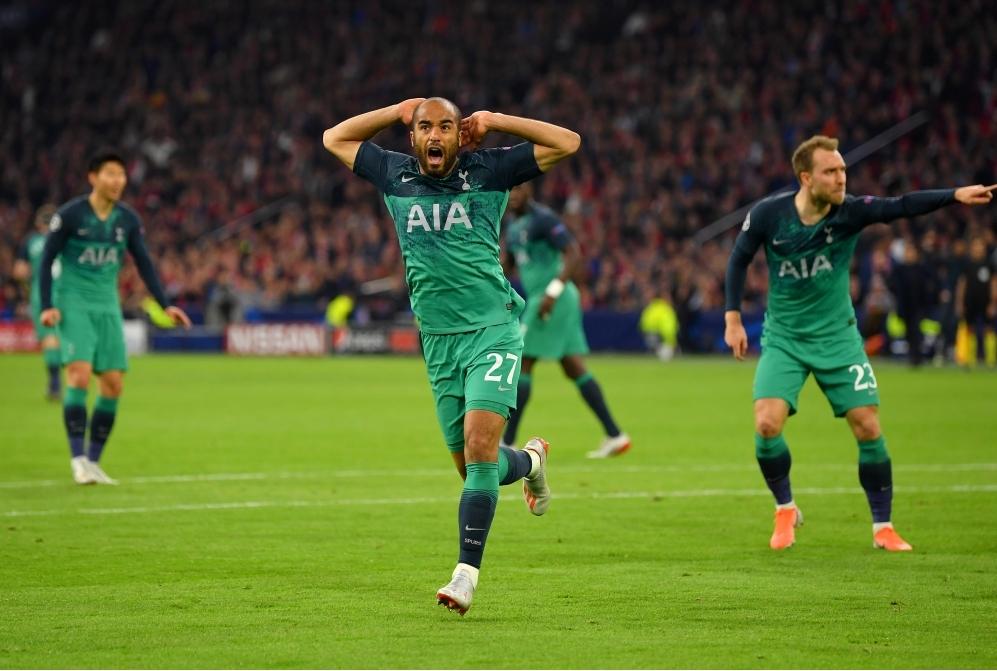 Ajax v Tottenham Hotspur - UEFA Champion