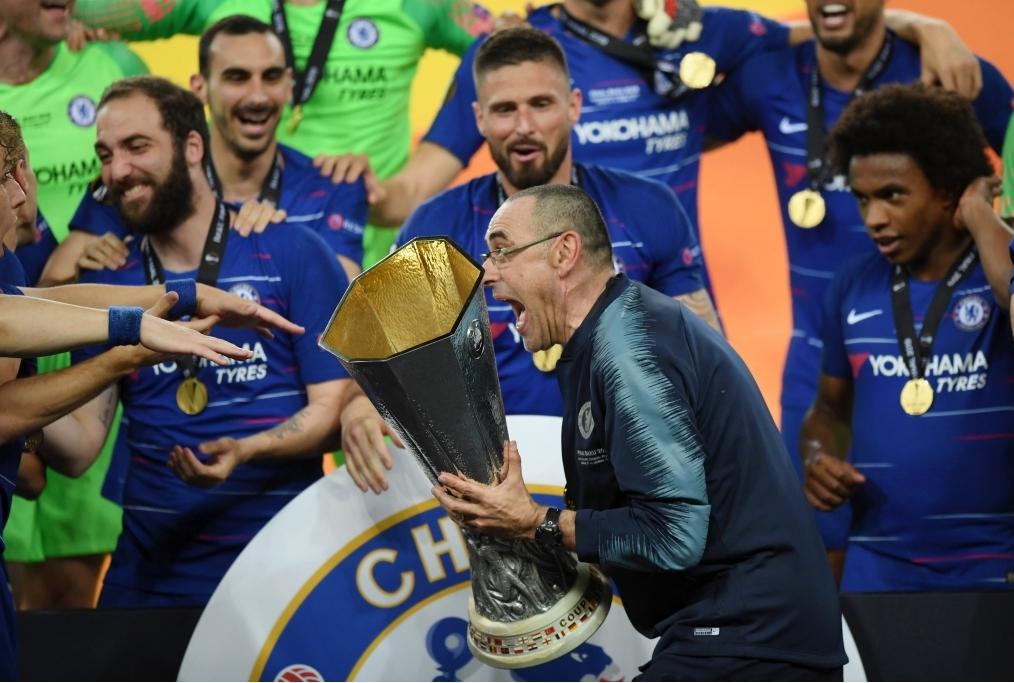 Chelsea v Arsenal - UEFA Europa League F