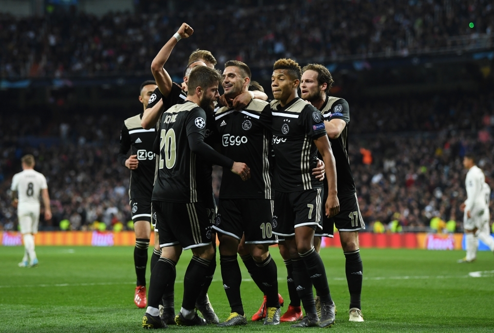 Real Madrid v Ajax - UEFA Champions Leag
