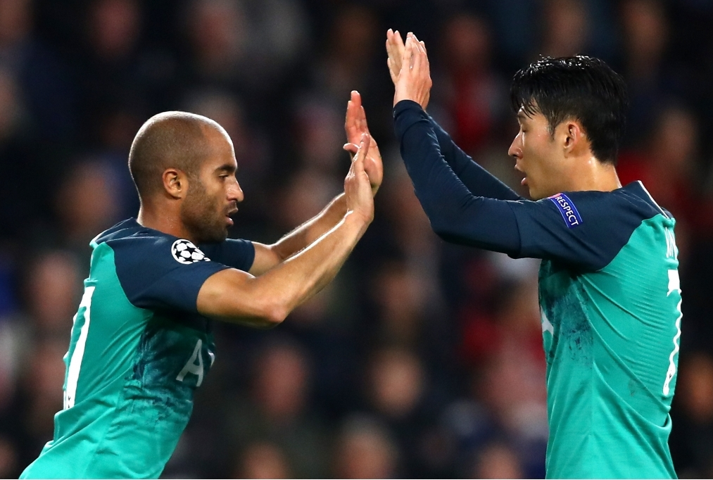 PSV v Tottenham Hotspur - UEFA Champions