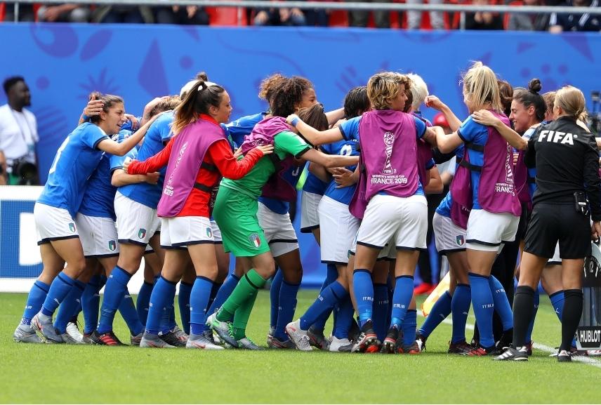 Italia femminile di calcio